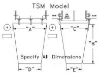 Zúžená výsypka (TMS)